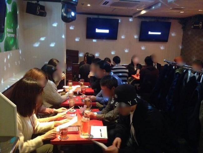 仙台婚活カップル多くなれるイブキパーティー